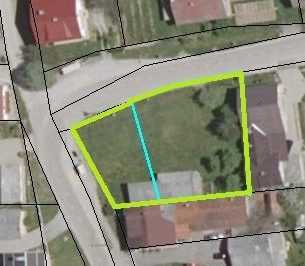 Gradbena parcela v Kupšincih