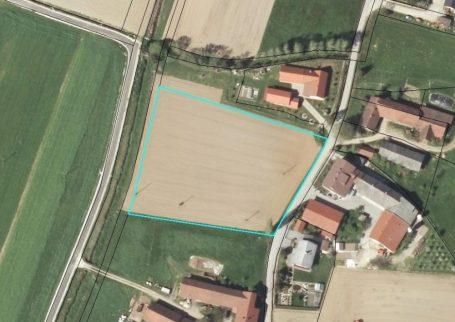 Gradbena parcela v Kokoričih pri Ljutomeru