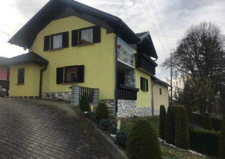 Hiša v Dankovcih