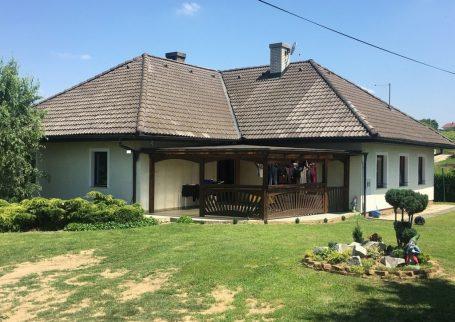 Lendavske Gorice, hiša na čudoviti lokaciji