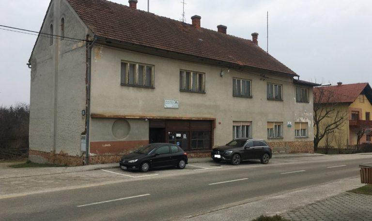 Poslovno stanovanjska stavba Gornji Petrovci
