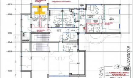 Pisarna LENDAVA, CENTER, 389 m2