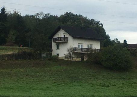 Hiša v Matjaševcih na Goričkem