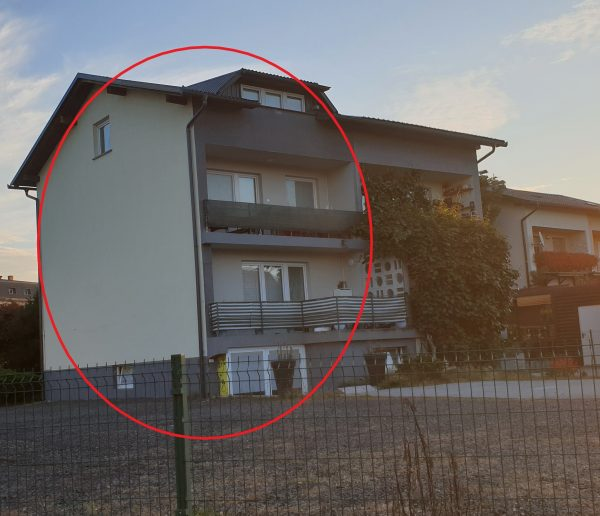 Murska Sobota,  hiša – dvojček