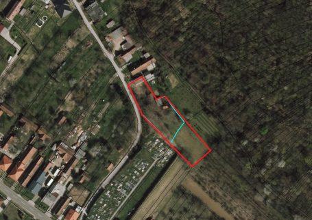 Stavbno zemljišče, Lendava, Pince