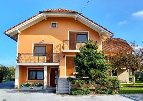 Hiša, Dubrava pri Zavrču, Hrvaška