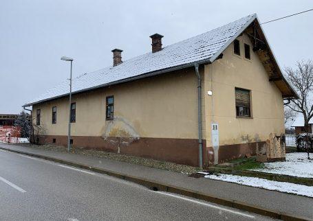 Hiša v Moravskih Toplicah