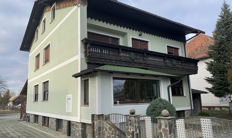 Hiša, okolica Murske Sobote