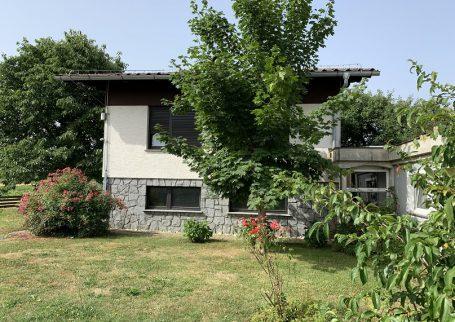 Hiša v Gančanih