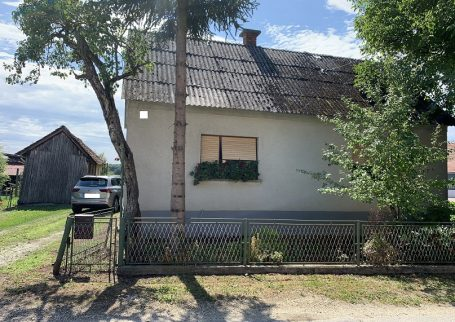 Hiša v Kobilju