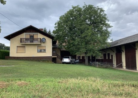 Hiša, Radovci na Goričkem
