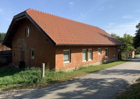 Hiša, Selo v občini Moravske Toplice